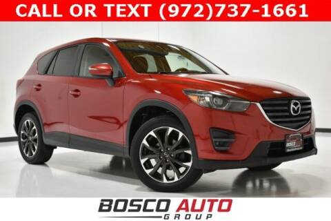2016 Mazda CX-5 for sale at Bosco Auto Group in Flower Mound TX