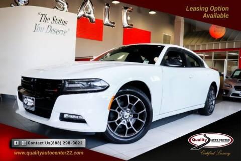 2018 Dodge Charger for sale at Quality Auto Center in Springfield NJ