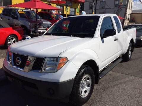 2007 Nissan Frontier for sale at Drive Deleon in Yonkers NY