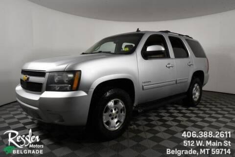 2011 Chevrolet Tahoe for sale at Danhof Motors in Manhattan MT