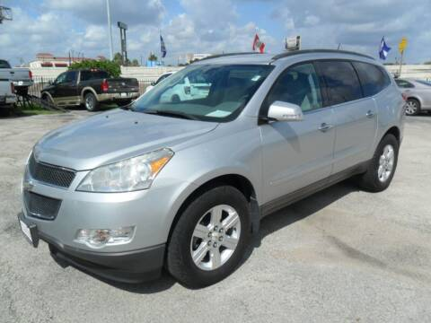 2011 Chevrolet Traverse for sale at Talisman Motor City in Houston TX