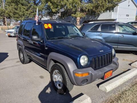 2004 Jeep Liberty for sale at Progressive Auto Sales in Twin Falls ID