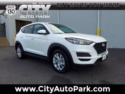 2020 Hyundai Tucson for sale at City Auto Park in Burlington NJ