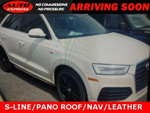 2016 Audi Q3 for sale at Auto Express in Lafayette IN