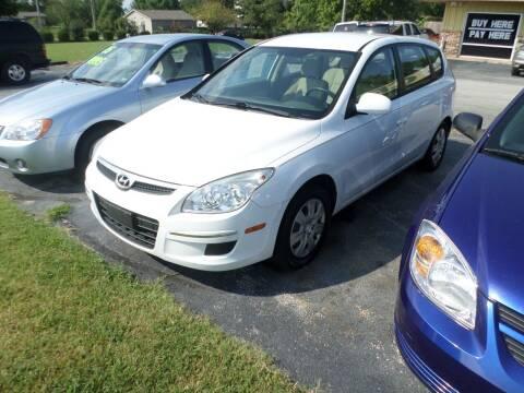 2011 Hyundai Elantra Touring for sale at Credit Cars of NWA in Bentonville AR