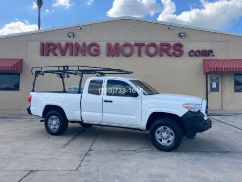 2016 Toyota Tacoma for sale at Irving Motors Corp in San Antonio TX