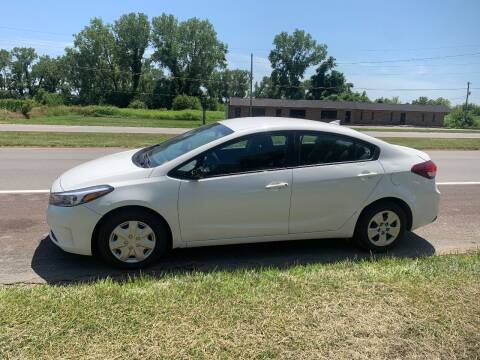 2017 Kia Forte for sale at Korz Auto Farm in Kansas City KS