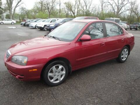 2005 Hyundai Elantra for sale at Columbus Car Company LLC in Columbus OH