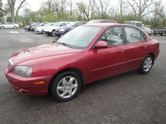 2005 Hyundai Elantra for sale at Columbus Car Company LLC in Columbus OH