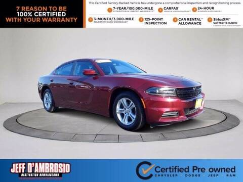 2019 Dodge Charger for sale at Jeff D'Ambrosio Auto Group in Downingtown PA