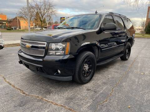2007 Chevrolet Tahoe for sale at AUTOSAVIN in Elmhurst IL