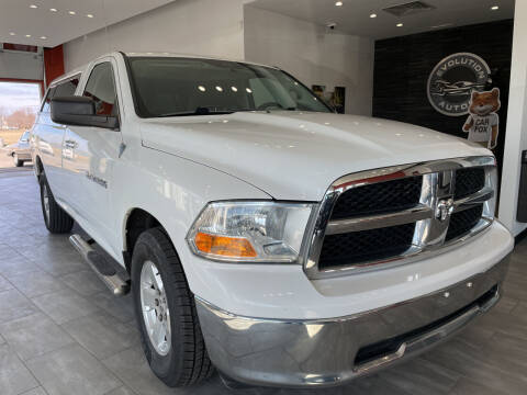 2011 RAM Ram Pickup 1500 for sale at Evolution Autos in Whiteland IN