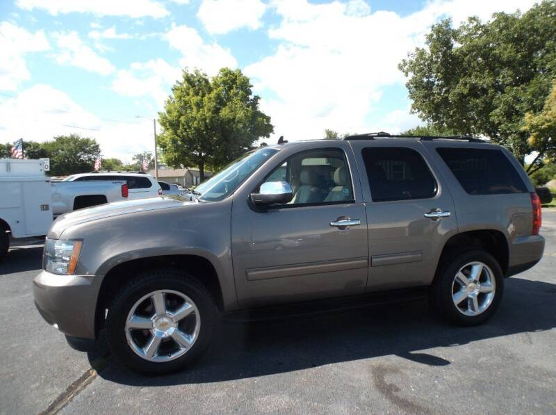 2014 Chevrolet Tahoe for sale at Cars R Us in Chanute KS