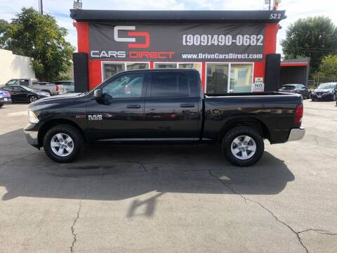 2016 RAM Ram Pickup 1500 for sale at Cars Direct in Ontario CA