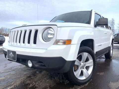 2015 Jeep Patriot for sale at LUXURY IMPORTS in Hermantown MN