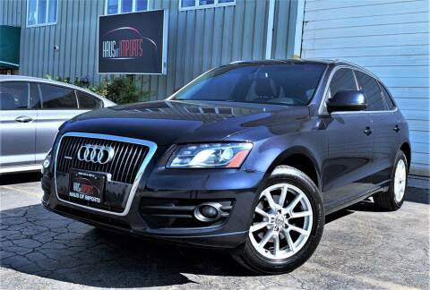 2012 Audi Q5 for sale at Haus of Imports in Lemont IL