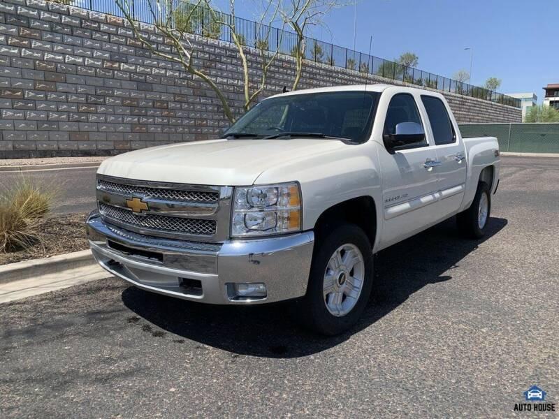 2013 Chevrolet Silverado 1500 for sale at AUTO HOUSE TEMPE in Tempe AZ