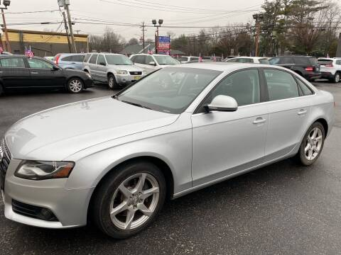 2009 Audi A4 for sale at Primary Motors Inc in Commack NY