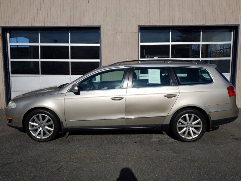 2007 Volkswagen Passat for sale at Westside Motors in Mount Vernon WA