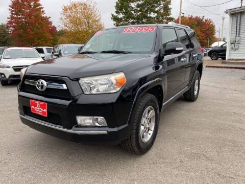 2011 Toyota 4Runner for sale at AutoMile Motors in Saco ME