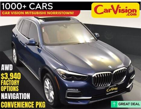 2019 BMW X5 for sale at Car Vision Buying Center in Norristown PA