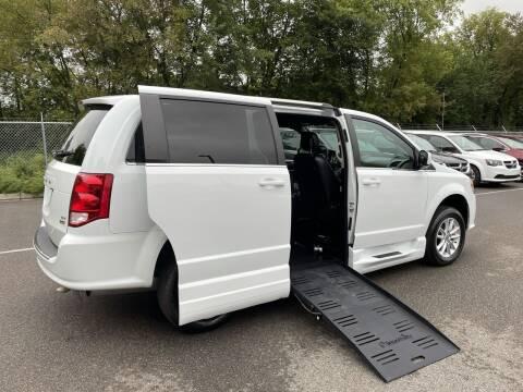 2019 Dodge Grand Caravan for sale at Ace Auto in Jordan MN