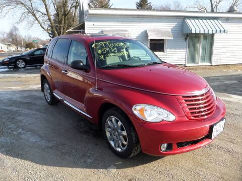 2009 Chrysler PT Cruiser for sale at CARL'S AUTO SALES in Boody IL