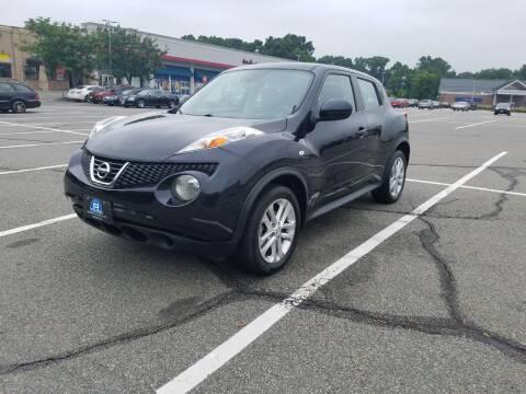 2012 Nissan JUKE for sale at B&B Auto LLC in Union NJ
