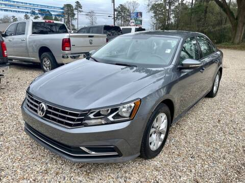 2018 Volkswagen Passat for sale at Southeast Auto Inc in Walker LA