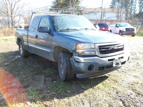 2007 GMC Sierra 1500 Classic for sale at Summit Auto Inc in Waterford PA