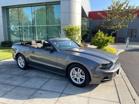 2013 Ford Mustang for sale at Top Motors in San Jose CA