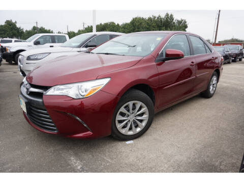 2017 Toyota Camry for sale at BAYWAY Certified Pre-Owned in Houston TX
