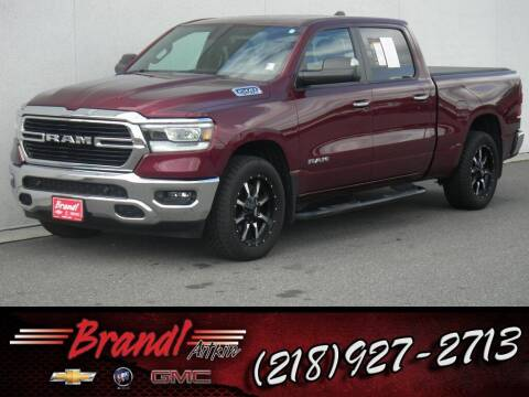 2019 RAM Ram Pickup 1500 for sale at Brandl GM in Aitkin MN