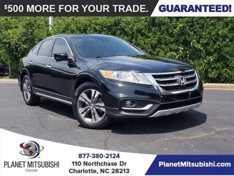 2015 Honda Crosstour for sale at Planet Automotive Group in Charlotte NC