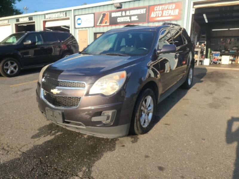 2013 Chevrolet Equinox for sale at B & A Automotive Sales in Charlotte NC