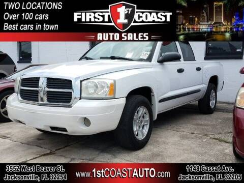 2005 Dodge Dakota for sale at 1st Coast Auto -Cassat Avenue in Jacksonville FL