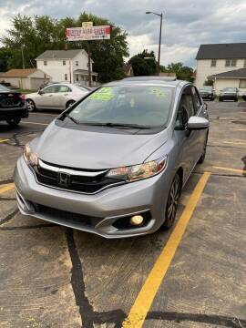 2019 Honda Fit for sale at Dream Auto Sales in South Milwaukee WI