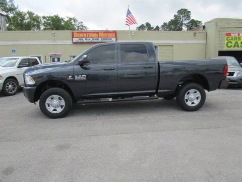 2016 RAM Ram Pickup 2500 for sale at DERIK HARE in Milton FL