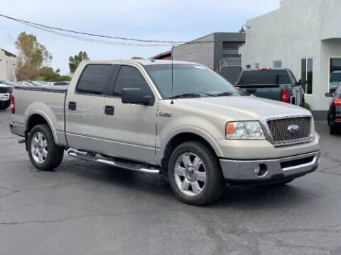 2006 Ford F-150 for sale at Brown & Brown Auto Center in Mesa AZ