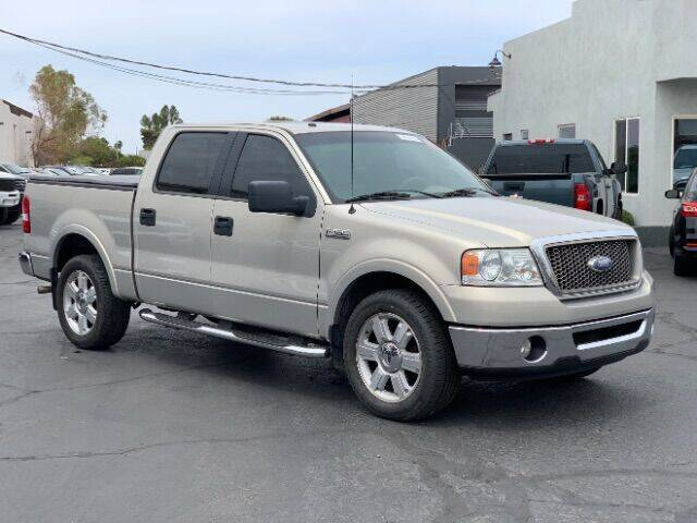 2006 Ford F-150 for sale at Brown & Brown Wholesale in Mesa AZ