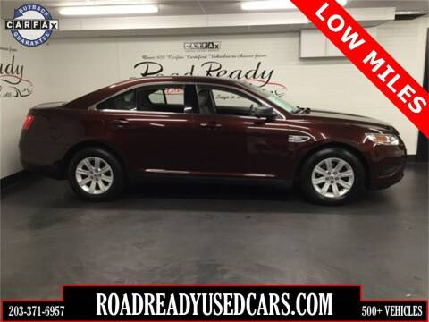 2010 Ford Taurus for sale at Road Ready Used Cars in Ansonia CT