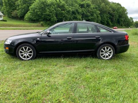 2005 Audi A6 for sale at ABINGDON AUTOMART LLC in Abingdon VA