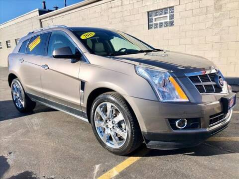 2011 Cadillac SRX for sale at Richardson Sales & Service in Highland IN