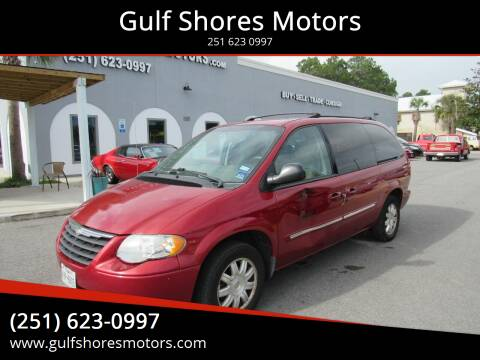 2006 Chrysler Town and Country for sale at Gulf Shores Motors in Gulf Shores AL