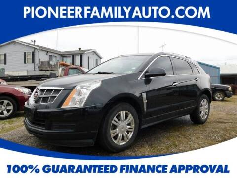 2011 Cadillac SRX for sale at Pioneer Family auto in Marietta OH