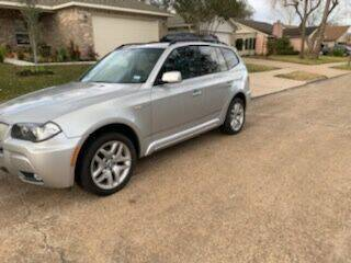 2007 BMW X3 for sale at Demetry Automotive in Houston TX