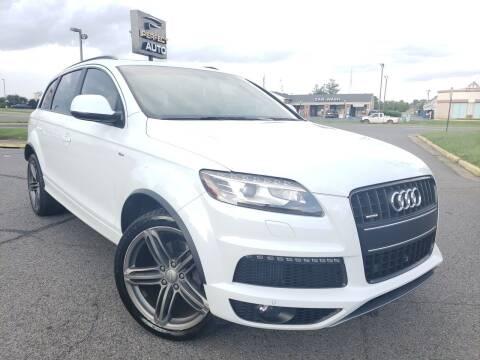 2015 Audi Q7 for sale at Perfect Auto in Manassas VA