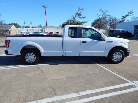2016 Ford F-150 for sale at Vail Automotive in Norfolk VA