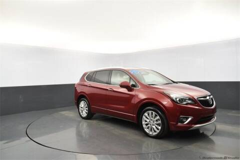 2020 Buick Envision for sale at Tim Short Auto Mall in Corbin KY