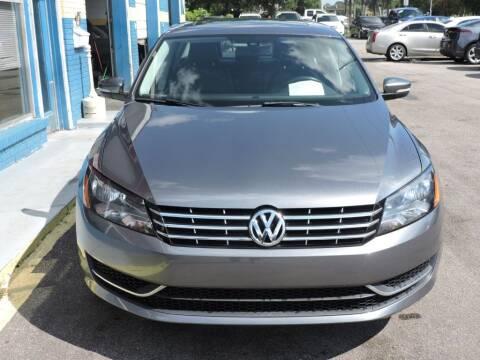 2014 Volkswagen Passat for sale at Drive Auto Sales & Service, LLC. in North Charleston SC